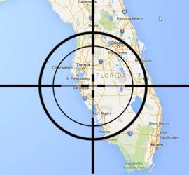 Crosshair Location