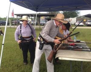 Miakka Misfits Cowboy Shooting